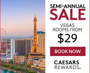 Las Vegas Semi-Annual Sale