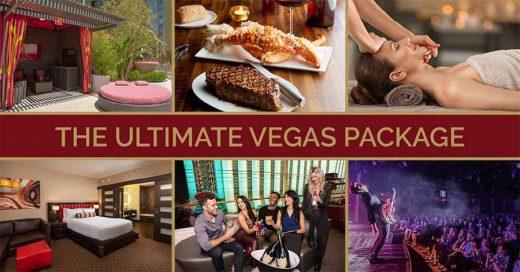 Ultimate Vegas Package